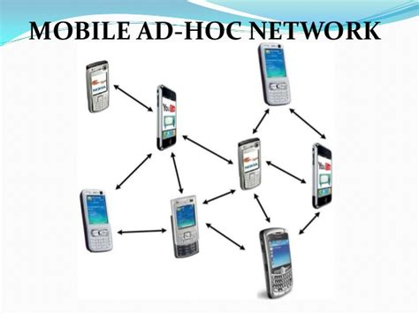 mobile ad hoc network manet mobile ad hoc network autosaved