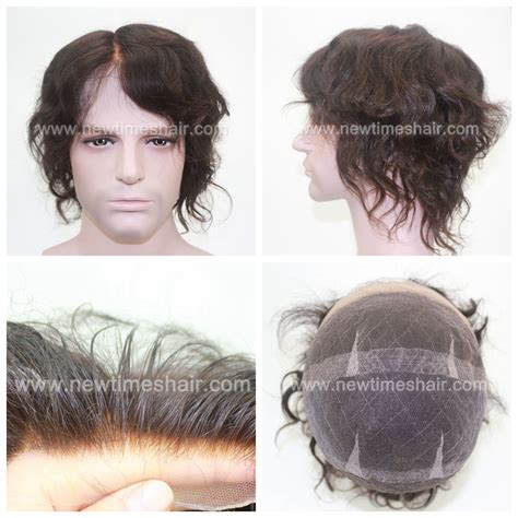 lace hair lines for men best quality full lace wig for men professional hair factory