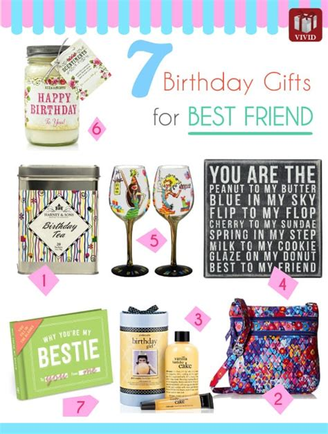 Top 7 Gifts For Your Bff by 7 Best Friend Birthday Gifts S
