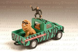 land rover daktari diecast toy car land rover in daktari