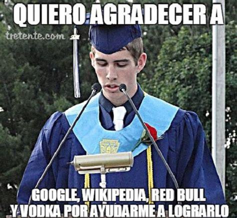 Memes Graciosos De Graduados | memes de graduaci 243 n imagenes chistosas
