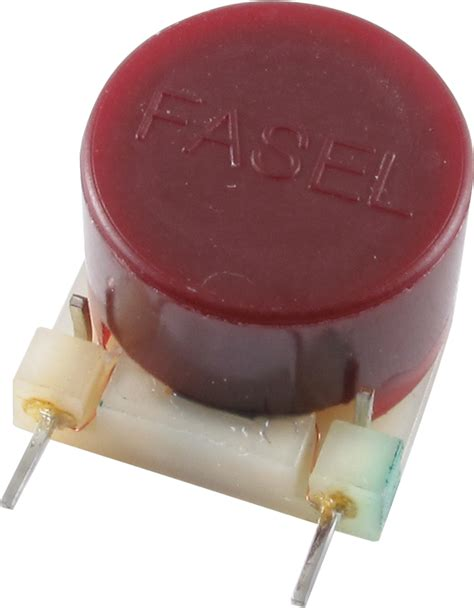 inductor fasel inductor dunlop fasel toroidal model antique