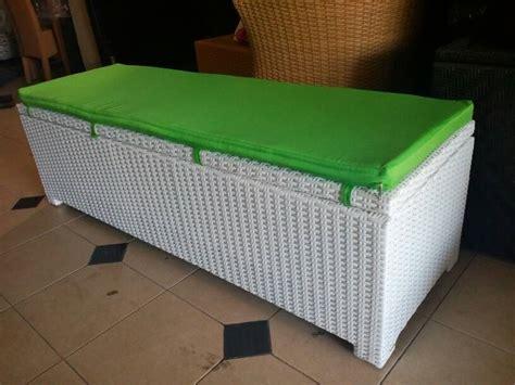 Sofa Panjang jual sofa peti panjang 140 cm rotan sintetis babaming