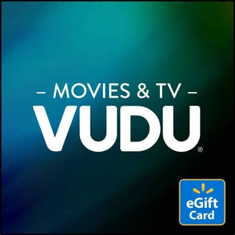 Walmart E Gift Cards Online - walmart gift cards now accepted on vudu vudu blog