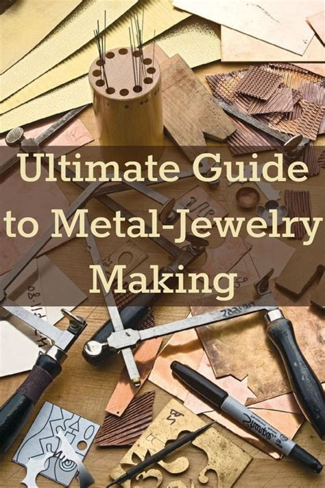 how to make your own metal jewelry metal jewelry filing and metals on