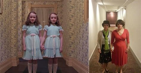 The Shining Bfi Classics burns and louise burns as the grady daughters