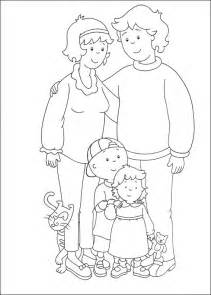 caillou coloring pages free printable caillou coloring pages for