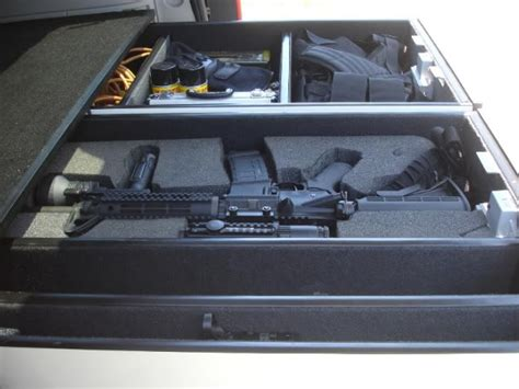 truck bed gun safe what the best truck car pistol safe 49781 171 money safes