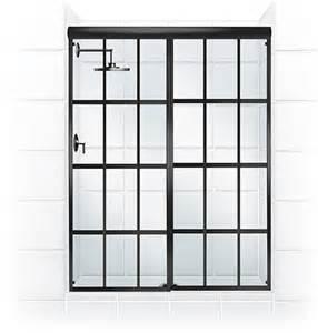 factory window shower door coastal shower doors products gridscape shower doors