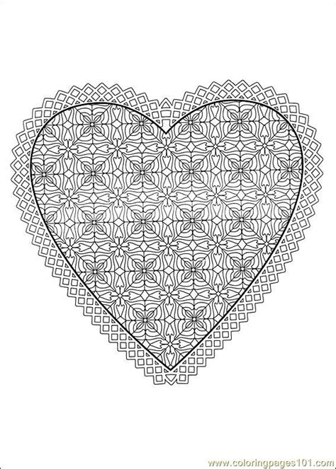 mandala coloring pages valentines free coloring pages of valentines mandala