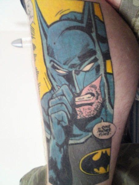 batman dog tattoo 100 best pop art tattoos images on pinterest cool