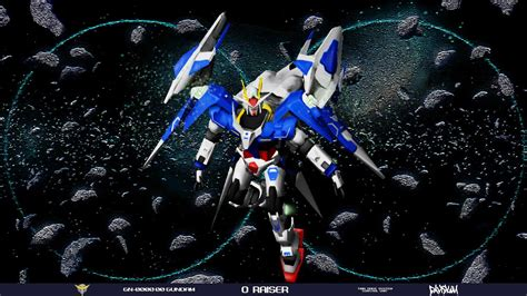 gundam art wallpaper gundam 00 raiser wallpaper by davislim on deviantart