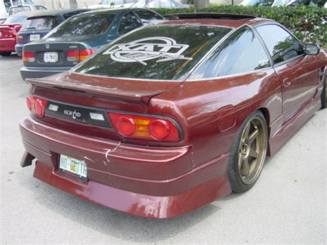 widebody nissan 240sx 1990 nissan 240sx widebody for sale