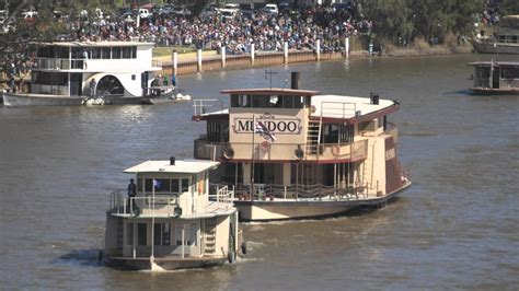 party boat mildura mildura ps melbourne 100th birthday party on the river