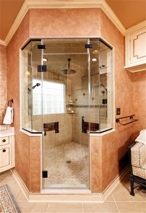 better bathrooms returns gorgeous master bathroom shower ideas on return to amazing