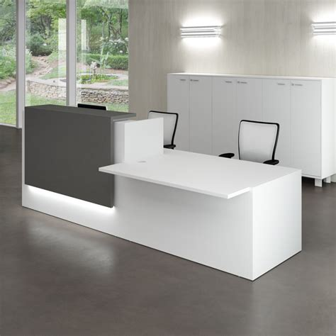 Reception Desks Contemporary And Modern Office Furniture Modern Reception Desk