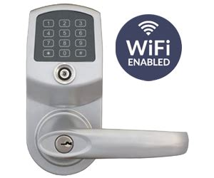 Wifi Bolt Lock remotelock wifi door lock smart door locks for rentals and business