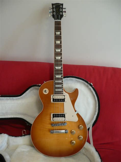 les paul traditional pro ii gibson les paul traditional pro ii image 742609