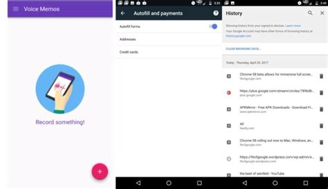chrome update android chrome for android update adds support for screen web apps and more pyntax