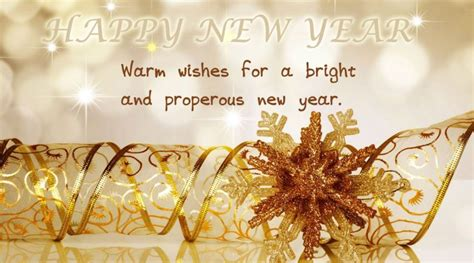 warm wishes for a new year daily images