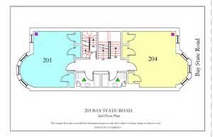 bu housing floor plans 203 bay state road 187 housing boston