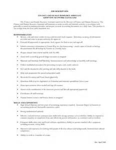 Pr Resume Sle by Hr Assistant Resume Sales Assistant Lewesmr