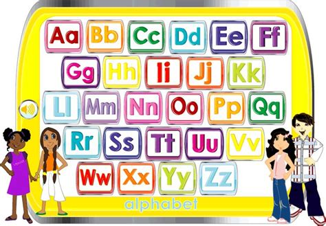 best language learning site 78 best ideas about alphabet on