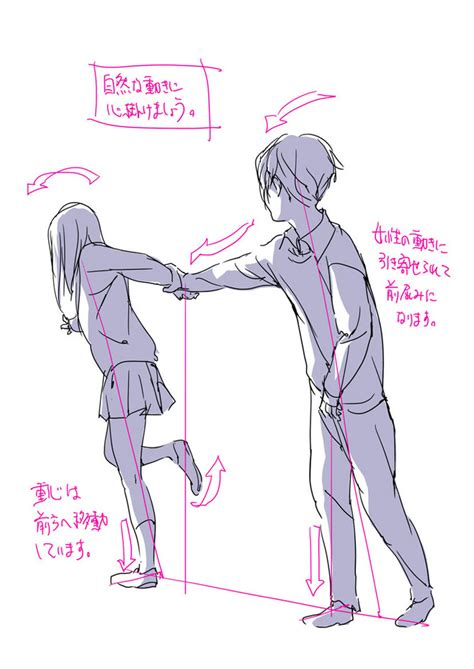 Anime Poses by Anime Poses Sketch Anime Poses Anime And