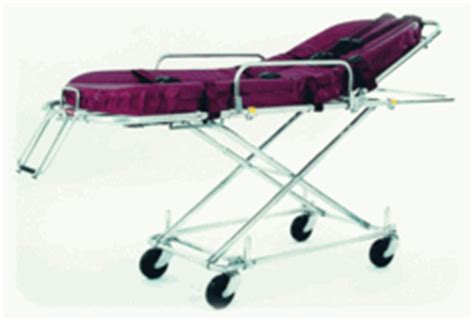 Promo Non Magnetic Wheelchair Mri Kursi Roda Non Magnetic Untuk Rua gurney ferno model 30 gurney gurneys stretchers