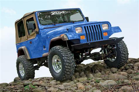 Jeep Yj Lift Kits Press Release 48 4 Quot Jeep Yj Lift Kit Zone