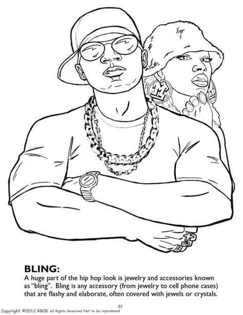 rapper coloring pages gangsta rap coloring book pages az coloring pages