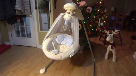 starlight swing instructions fisher price starlight papasan cradle swing review