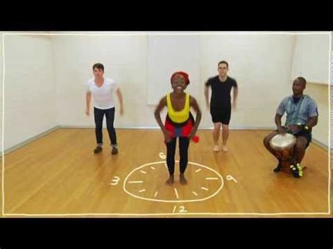 african drum tutorial youtube five ish minute dance lesson african dance lesson 3