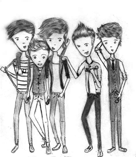 doodle one direction one direction doodle by misa rena on deviantart