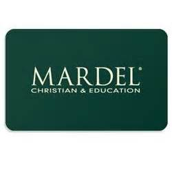 Mardel Gift Card - back to school giveaway gift certificates and a little of this and that monday