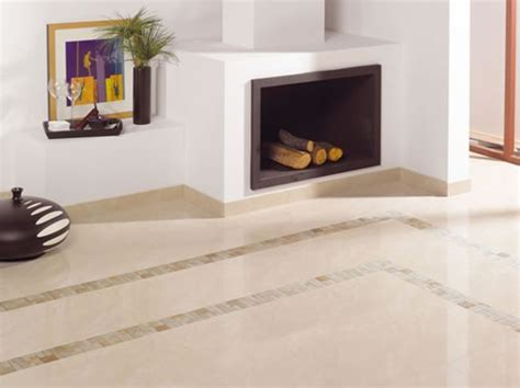 Floor Tiles   Oropesa Tile   Cream Polished Porcelain