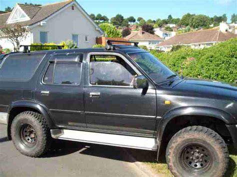 toyota land rover truck toyota hi surf road truck 4x4 not land rover 3