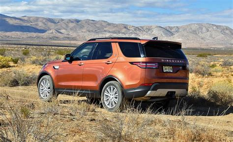 orange land rover discovery flash drive 2018 land rover discovery diesel review