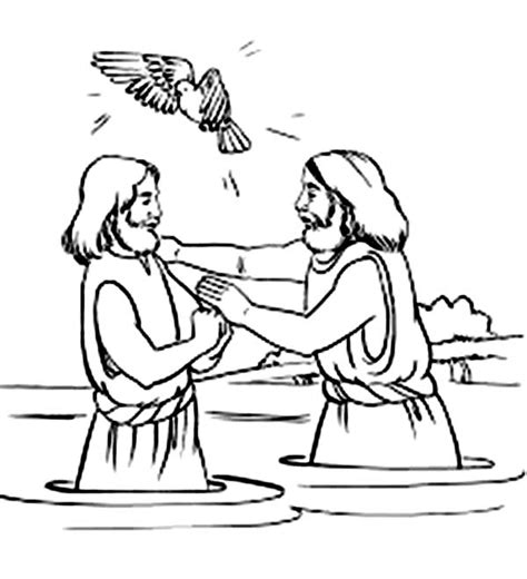 search results for baptism holy spirit coloring free