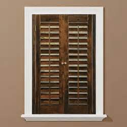 Interior Blinds Plantation Shutters Interior Shutters At The Home Depot