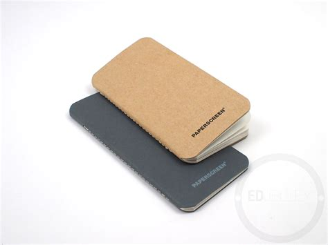 Small Note Book paperscreen four five pocket notebook review edjelley