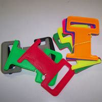 Light Up Troline by Ready To Fish Trotlines Plastic Winders 10