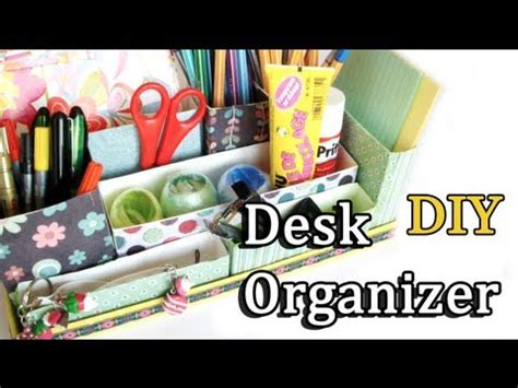 diy desk organizers diy desk organizer back to school