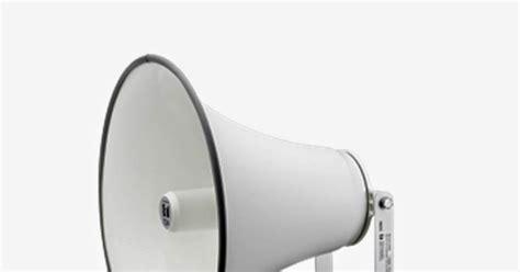 Column Speaker Toa Zs 202c 20 Watt 1 horn masjid horn toa 25 watt toko toa jogja dealer toko jual toa jogja wireless portable