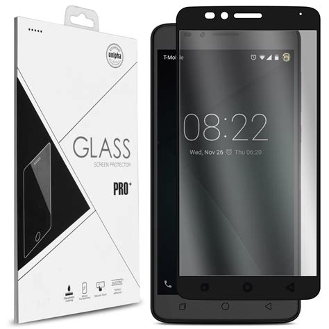 Coolpad Roar Plus Screen Protector Tempered Glass coolpad revvl plus t mobile revvl plus tempered glass