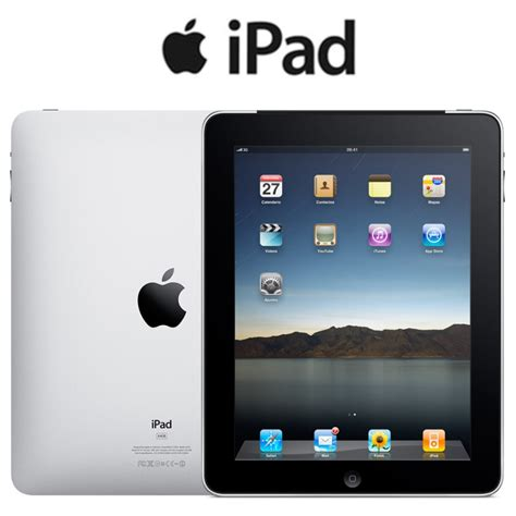 Tablet Apple 32gb 3g Wifi tablet apple 1ra generacion a1337 32 gb 3g wi fi negro usado c ebay