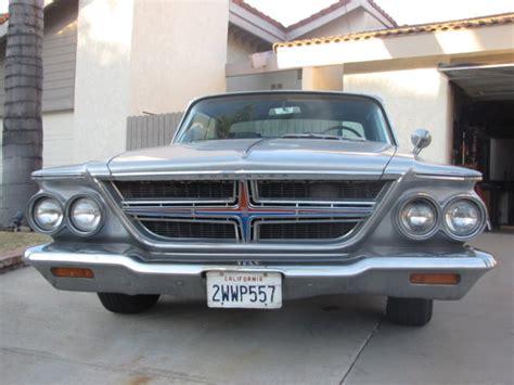 1964 Chrysler 300 Silver Edition 1964 Chrysler 300 Silver Edition For Sale Photos