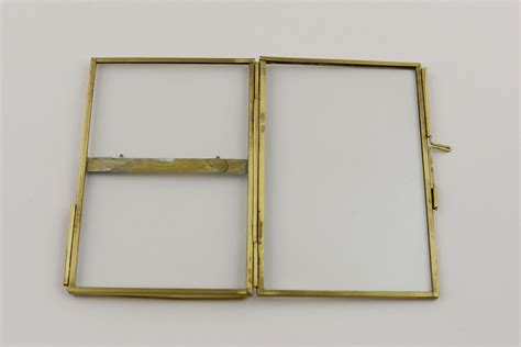 glass picture frame 5x7in
