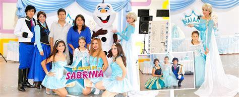 show infantil frozen elsa show infantil de frozen la magia de sabrina lima lima