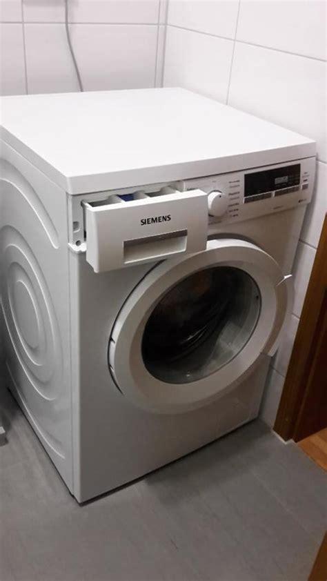 Siemens Waschmaschine Iq500 by Siemens Iq500 Varioperfect Wm14q40l Top Zustand In